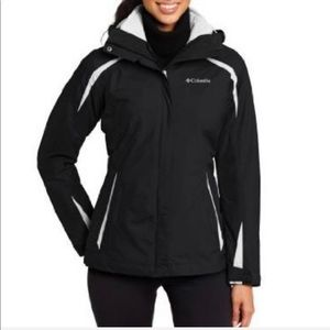 Columbia Blazing Star Interchange Jacket